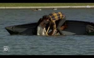 Brooks' boat