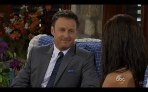 Chris Harrison counseling