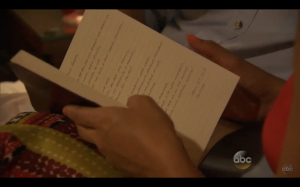 Chris and his poetry