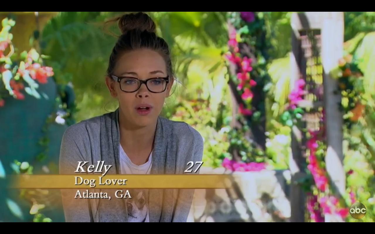 Nikki Bachelor Your dog on the bachelor.