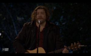 John Cratchit singing