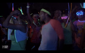 Kat and Juan Pabs dancing