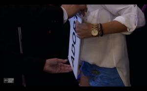 Andi's sign